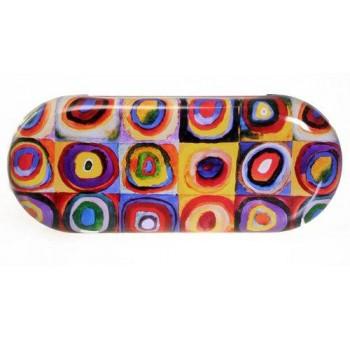 Funda estuche gafas metal Kandinsky