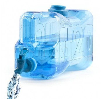 Dispensador agua para nevera,H2O