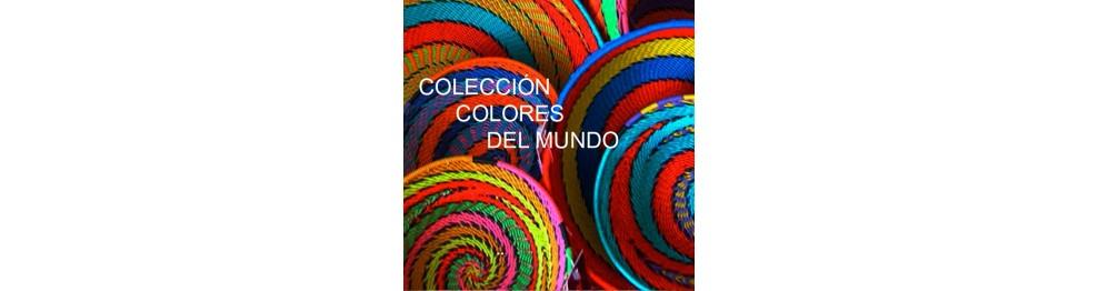 Colección Colores del Mundo