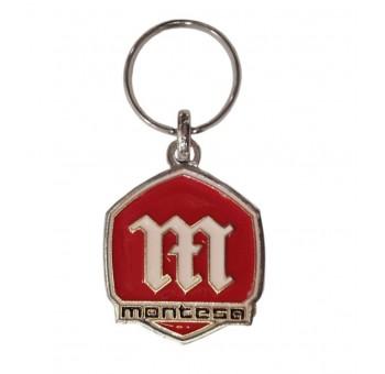 Llavero metal Montesa Motos retro
