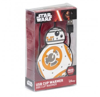 Calienta tazas USB Star Wars BB-8