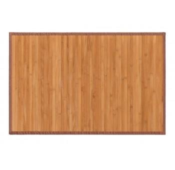 Alfombra bambu 60x90 natural roble
