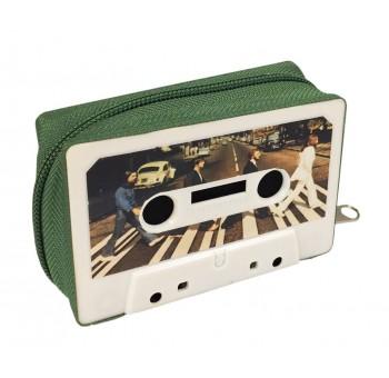 Monedero Cassette retro The Beatles Abbey Road